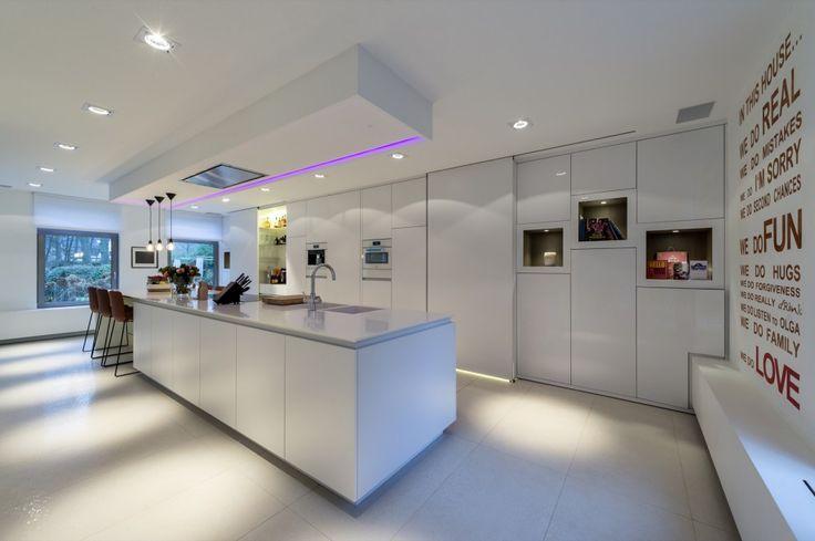 QTD Interieur architecten - Modern Wit