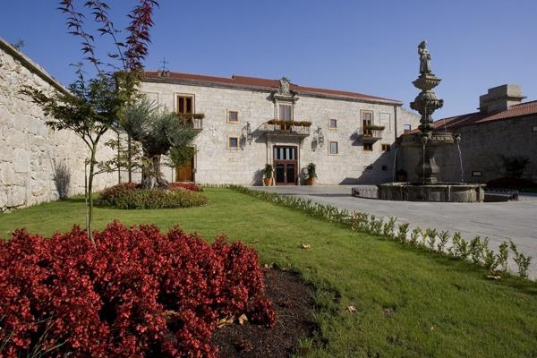 Pazo de Lestrove. Dodro (A Coruña).