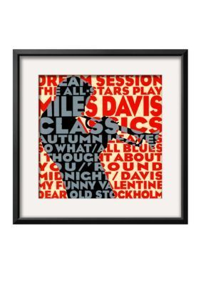 Art.com  Dream Session  The All-Stars Play Miles Davis Classics Framed