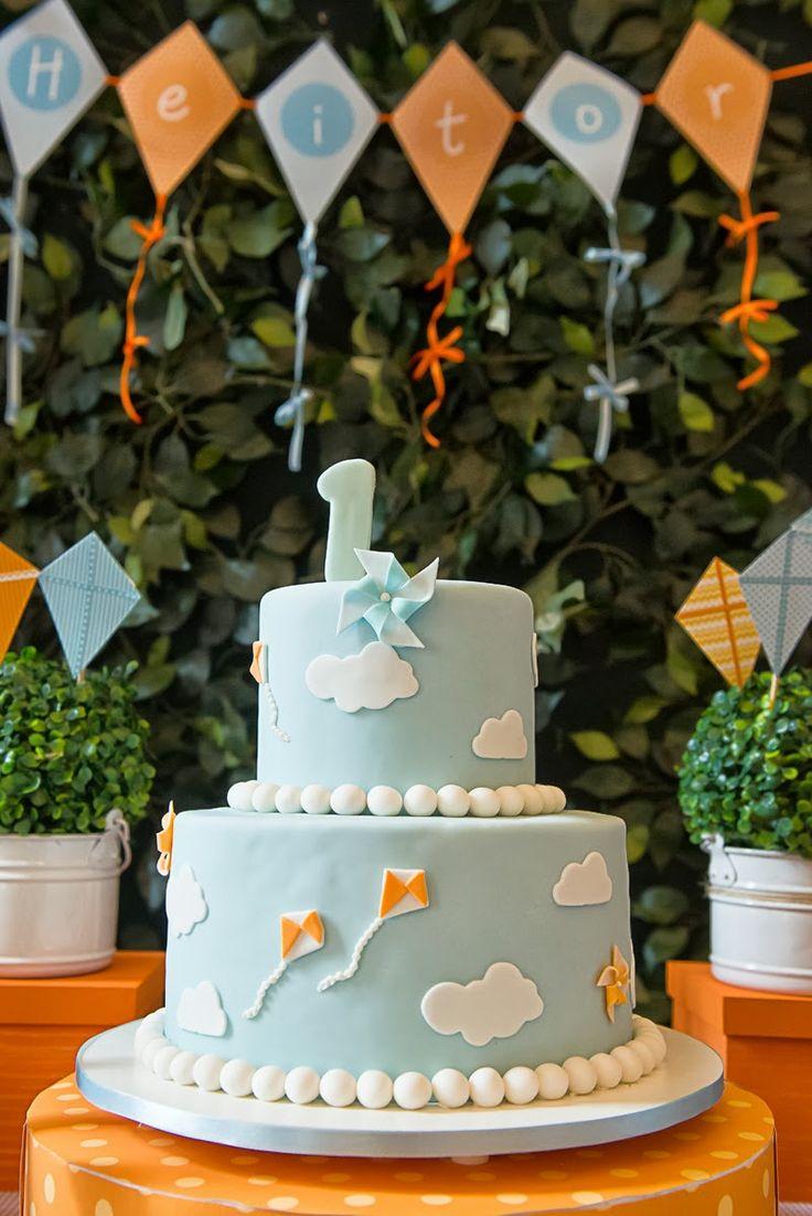 torta cumpleaños barriletes