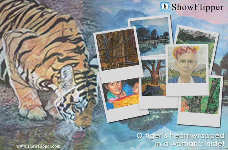 """Enjoy a plethora of rustic landscapes & still #life from Bhagvati Nath"" #showflipper"