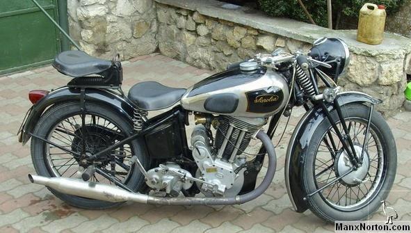 Sarolea 600cc