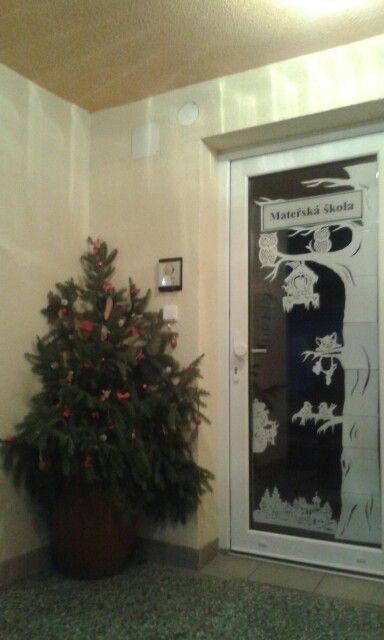 Vánoční výzdoba - inspirace zde.