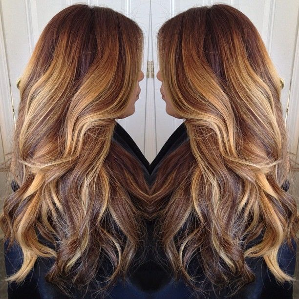 Ombre clip in hair extensions - dark brown to dirty blonde, Ombre hair is fun, sexy and fashion forward! Description from portland-3368-19.newsod.biz. I searched for this on bing.com/images