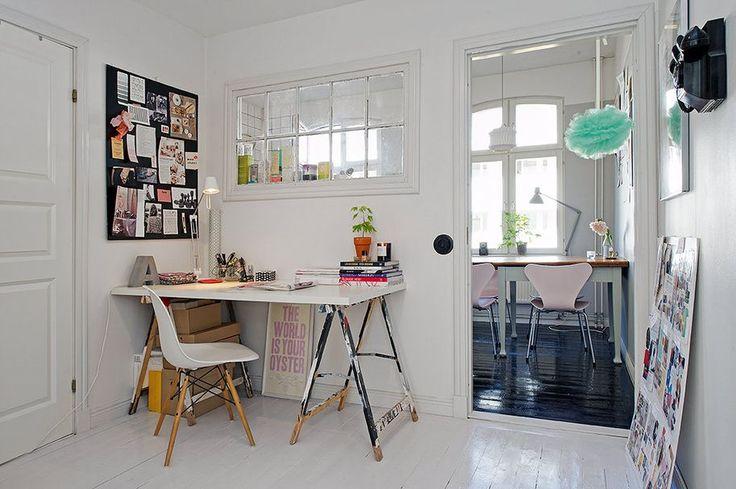 Gult inte fult: Fantastiskt hem till salu