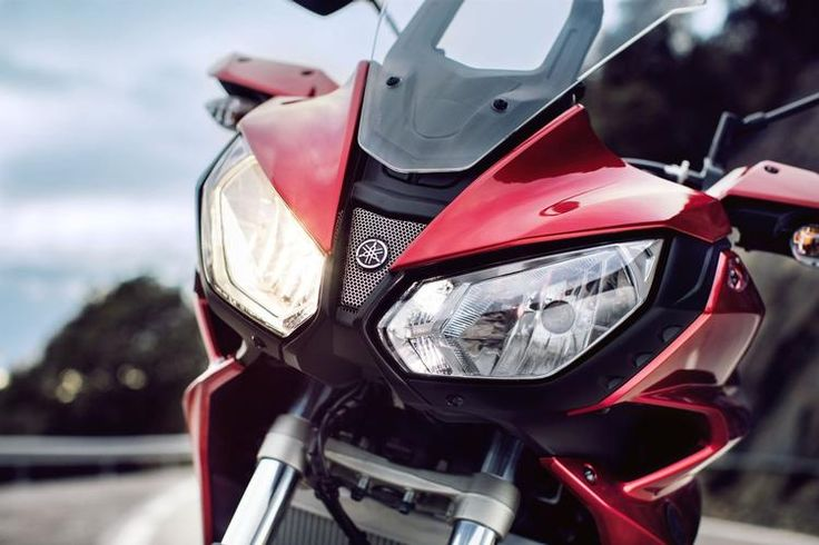 2016 Yamaha Tracer 700 Sport Tourer Photos - Video