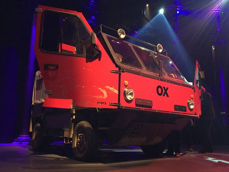 Unveiled in London, the world's first 'flat-pack' truck – the Global  Vehicle…