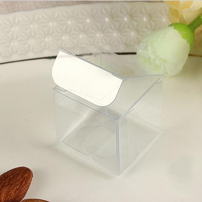 Top Quality 3x3x3 Cm Pvc Clear Package Box Square Plastic Containers Gift Box Candy Towel Cake Box Large Shipping Box Cheap Packaging Supplies From Bestsellingwu, $0.16| Dhgate.Com