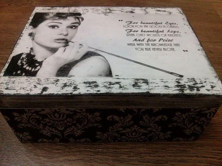 dla fanki Audrey Hepburn