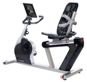 This Diamondback Fitness 510SR Recumbent Bike has 16 levels of resistance, 20 programs and a whole range of extra features.