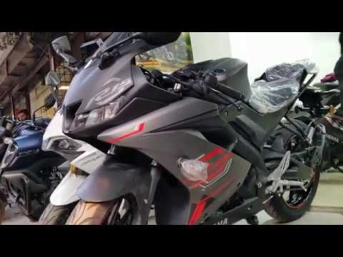 2020 Bs6 Yamaha R15 V3 Most Attractive Color In 2020 Yamaha