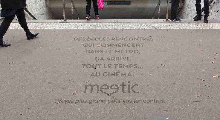 Meetic réunit les hommes et les femmes seuls de nos jours. Leur valeur ajoutée tient dans leurs innovations quant aux thèmes de rencontre qualitatifs et innovants. .. #MARKETING, #PHENOMENESSOCIAUX - #Affinités, #Célibataires, #Meetic, #Nttw43, #Relation, #Rencontre, #Soirée