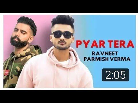 ravneet new song ||ravneet Singh new song pyaar tera| Pyar