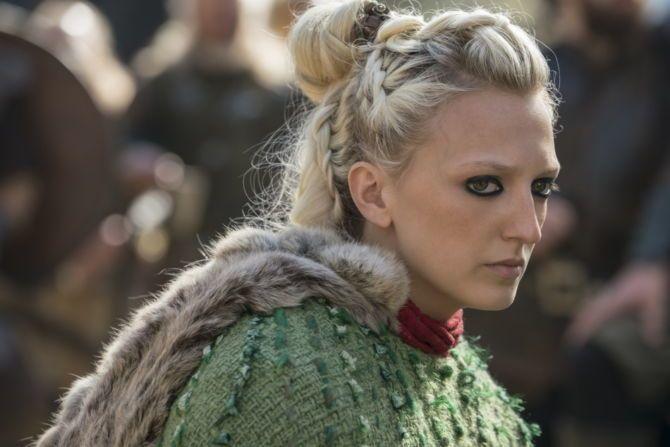 Vikings Season 6 Ubbe Meets A Stranger With A Familiar Name In 2020 Vikings Season Vikings Season 6 Vikings Season 5