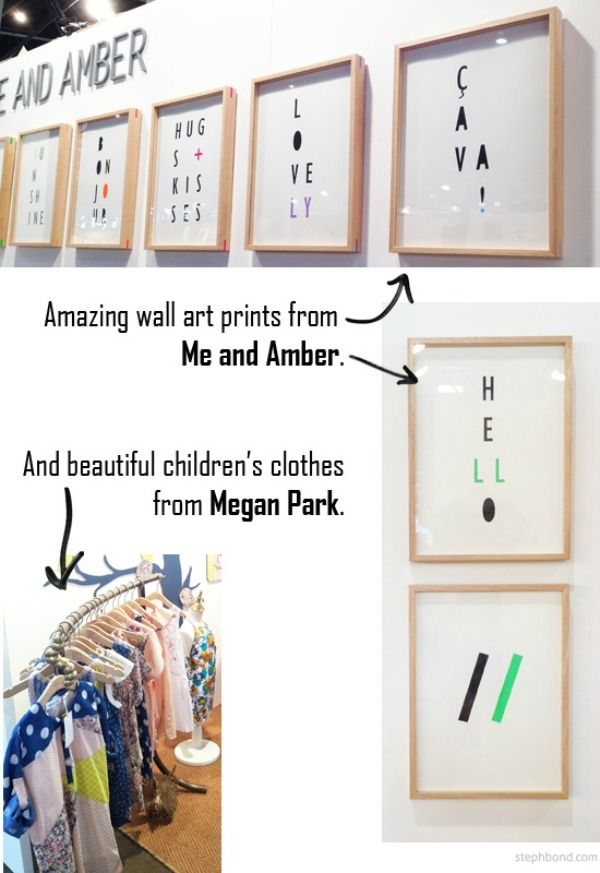 wall art prints and clothing for little ones