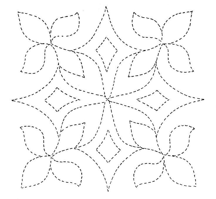 25+ unique Hand quilting designs ideas on Pinterest Machine quilting patterns, Hand quilting ...