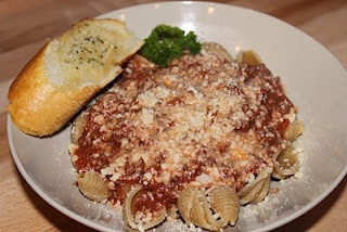 Weeknight Bolognese (Borrowed from Barefoot Contessa)