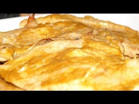 ▶ Pechugas de Pollo a la Mostaza (Fase Ataque) - Dukan Mustard Chicken Breast (Attack Phase) - YouTube