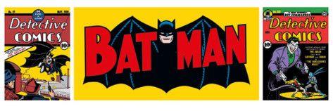 Batman Triptych Prints at AllPosters.com
