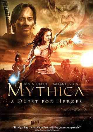 In this thrilling fantasy saga featuring a female protagonist, indentured servant MAREK (Melanie Stone) assembles a motley crew of adventurers and embarks on a journey to aid the priestess TEELA (Nico