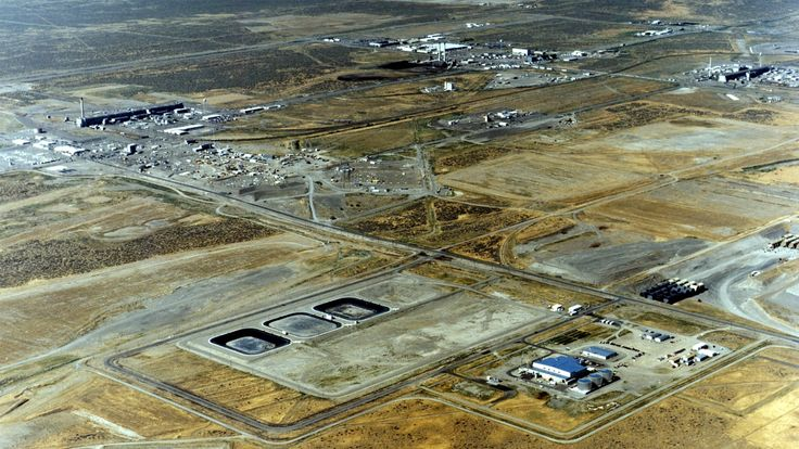 Building of nuclear arsenal leaves a fearsome radioactive legacy at U.S. waste site