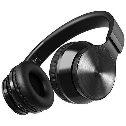 VicTsing Casque sans fil Bluetooth 4.0 Ecouteur Bluetooth St¨¦r¨¦o Casque Audio Lecteur MP3 Casque Pliable avec Micro et Mode Filaire pour…
