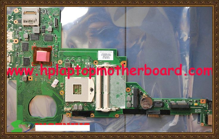 Replacement for HP PAVILION DV4-5118TX C0N26PA Laptop Motherboard