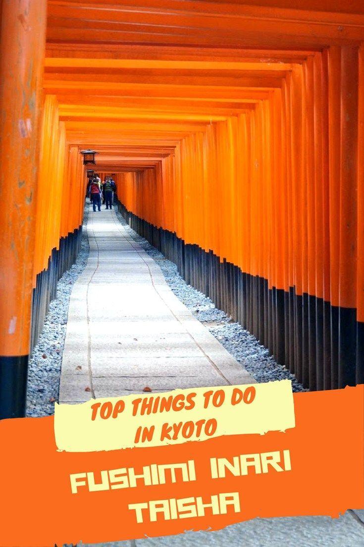 The Most Photographed Shrine in Japan – Fushimi Inari Taisha