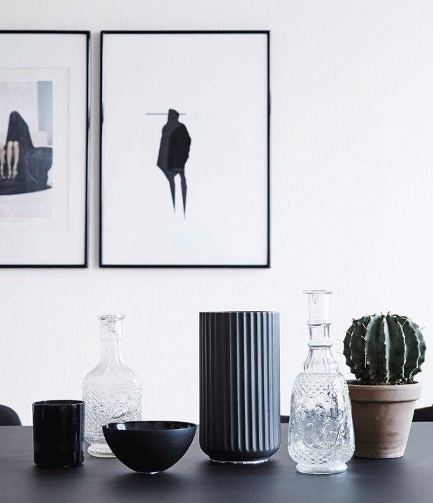 Boliggalleri: Minimalistisk hjem i blå toner | Mad & Bolig