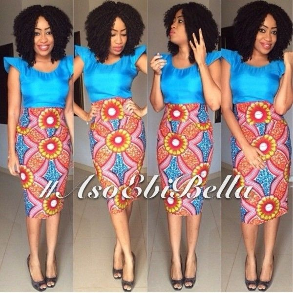 17 Best Images About Nigerian Dress Styles On Pinterest Traditional Illusion Dress And Africa