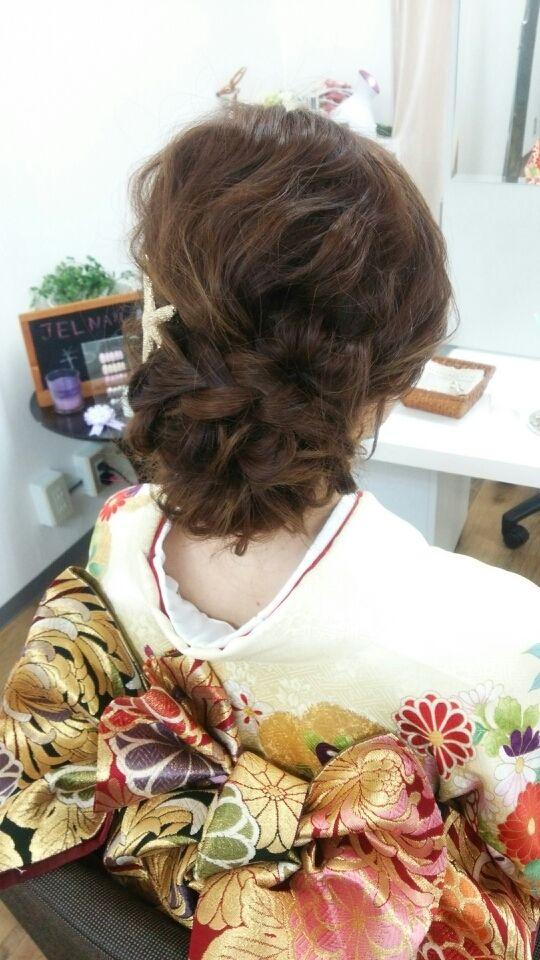 2015年 トレンドヘアアレンジ  City Wedding 大阪 梅田、京都、神戸 ブライダルヘアメイク出張 ☆ヘアメイクアーティストモリの美女採集