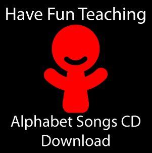 Alphabet Songs Download - Have Fun Teaching