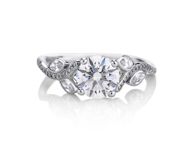 アフロディーテのアドニスへの愛にインスピレーションを得て誕生したリング。 *エンゲージリング 婚約指輪・デビアス*