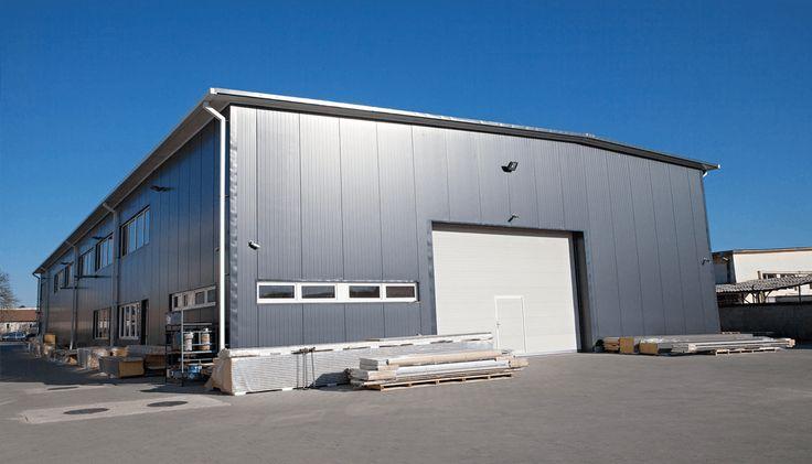 Usi industriale sectionale doorTECK® | Smilo Holding
