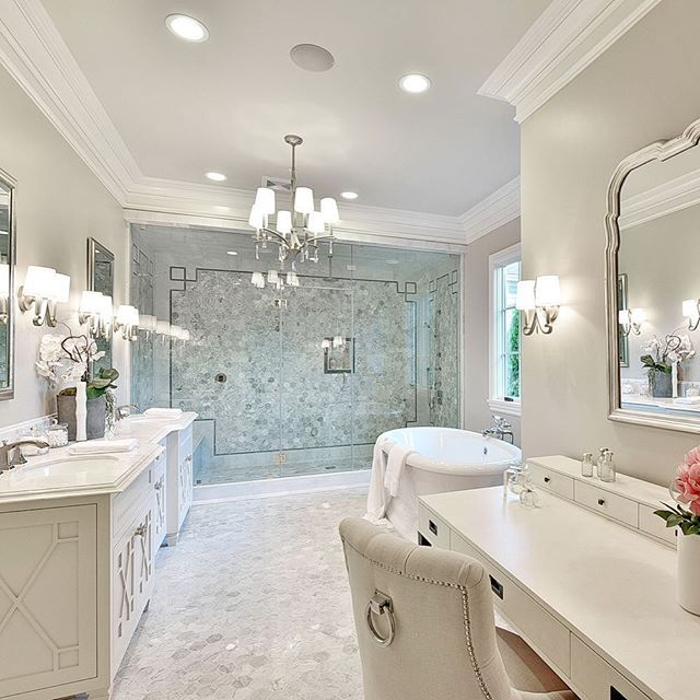 Best 25 Luxury Master Bathrooms Ideas On Pinterest