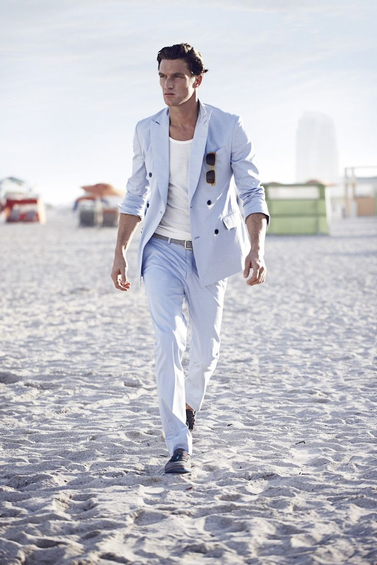 Miami Style Moda Masculina Pinterest To Be Miami And Suits