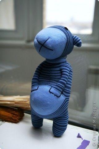 Игрушка Куклы Шитьё sock dolls Ткань фото 1
