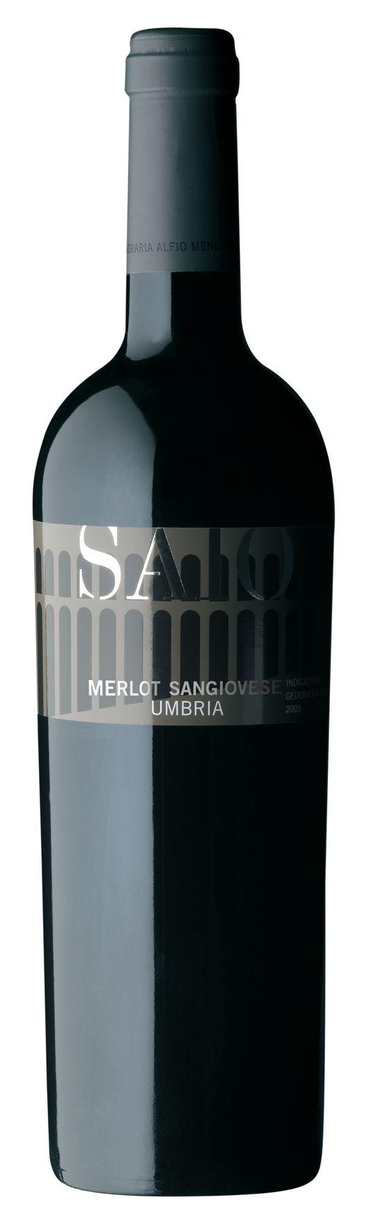 Merlot Sangiovese SAIO Assisi