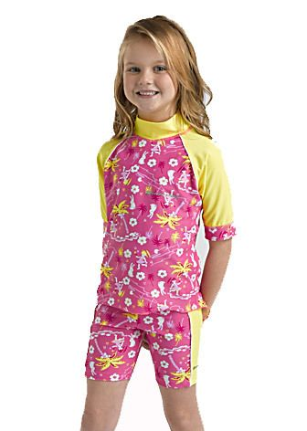 2f350935 Girls Short Sleeve UV Sun Protection Shirt and Shorts Set - size 8 | Me | Short  girls, Shirts, Short sleeves