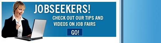 #JobSeekers ! Check out our tips and videos on job fairs.