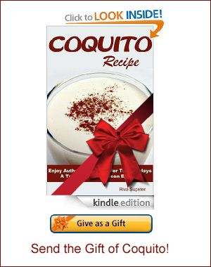 Authentic Coquito Recipe