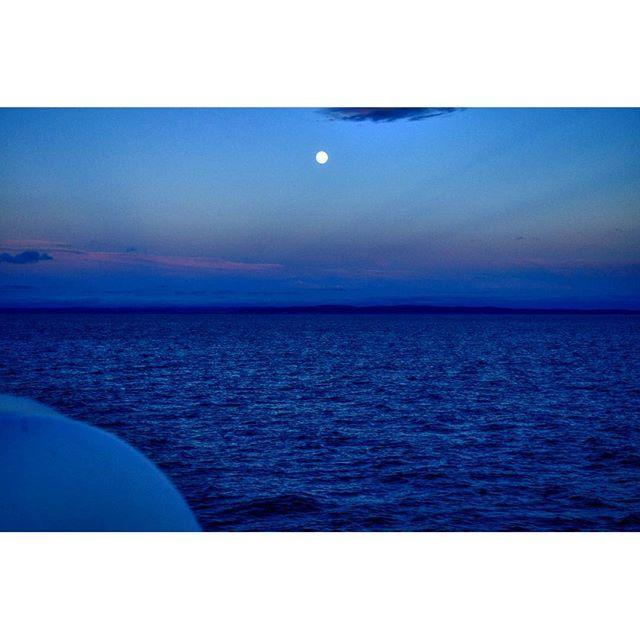 【genta5000】さんのInstagramをピンしています。 《利尻島から稚内へ戻るフェリーの船上から 夕暮れ後、反対側の方角に満月?が見えました! #北海道 #稚内 #宗谷 #空 #海 #雲 #月 #hokkaido #wakkanai #soya #sky #sea #clouds #moon #japan_night_view #art_of_japan_ #team_jp_ #team_jp_skyart #lovers_nippon #lovers_nippon_artistic #japan #view #2013memories #summer #nikon #d5000 #instagramjapan #unlimitedjapan #japan_of_insta》