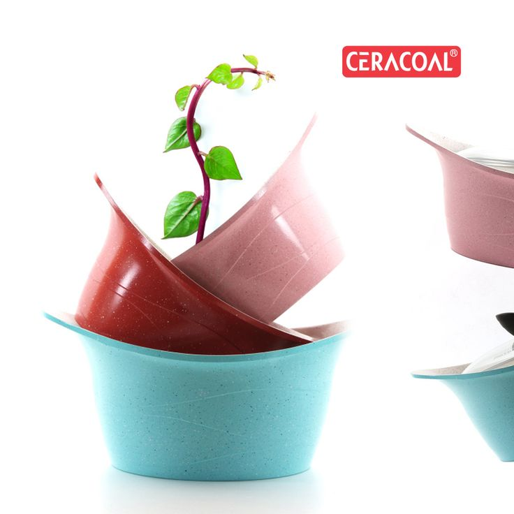 CERACOAL - Color Stone | Stockpot | Extra Durability | Eco-friendly
