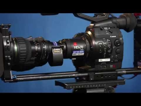 (2) Procam presents the IBE HDx35 Lens Adaptor - YouTube