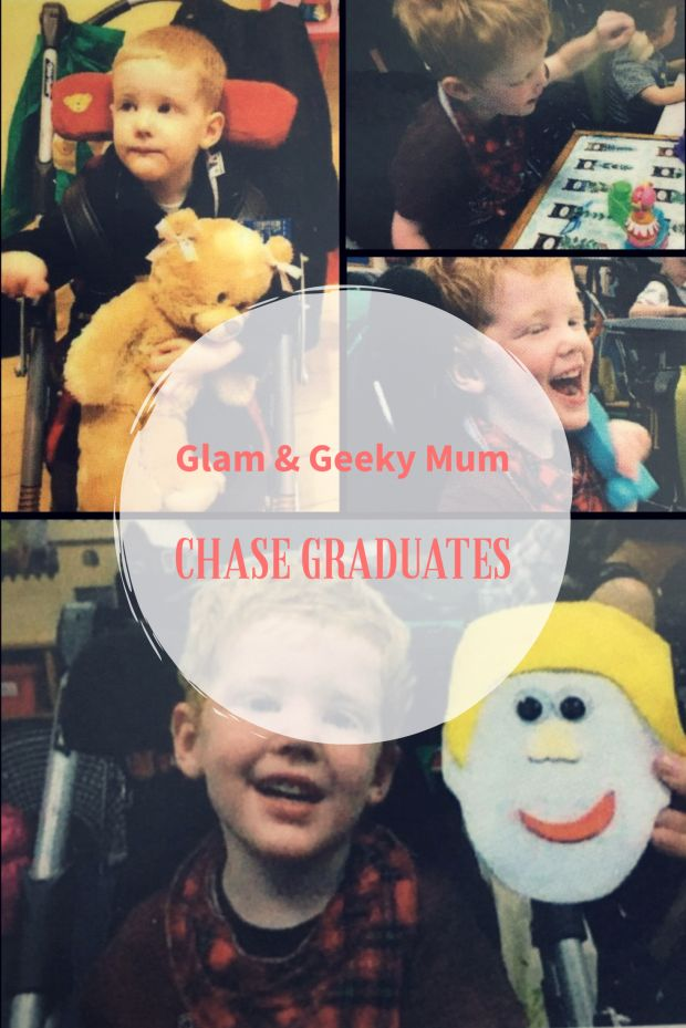 Chase's Class Graduation - Glam & Geeky Mum    A look at the last wonderful 3 years of education for my son at his SEN school