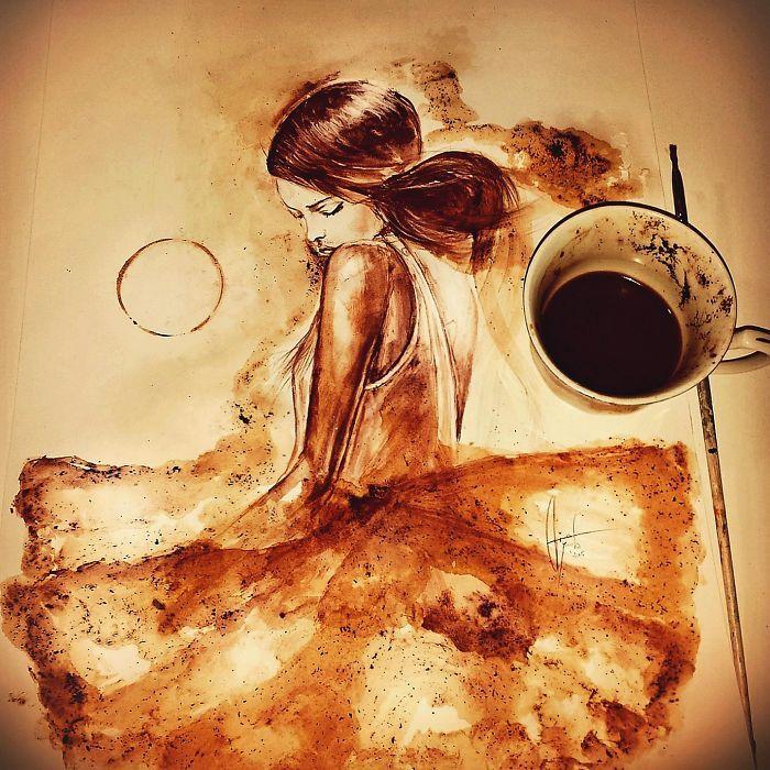 сейчас находится рисование кофе женщина миру в награду дана команда старается нарушать