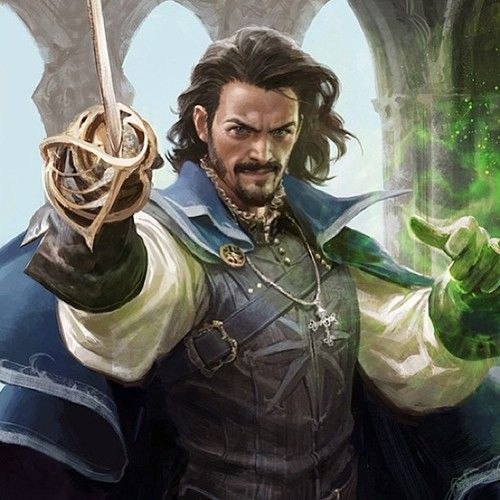 He sells his spells, he sells his sword, but you cannot buy his loyalty.