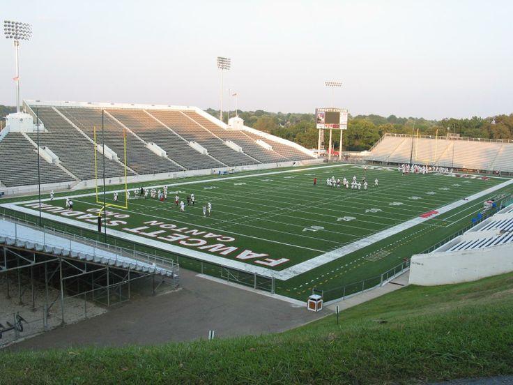 college football stadiums | Canton McKinley Football - Stadium and Facilities