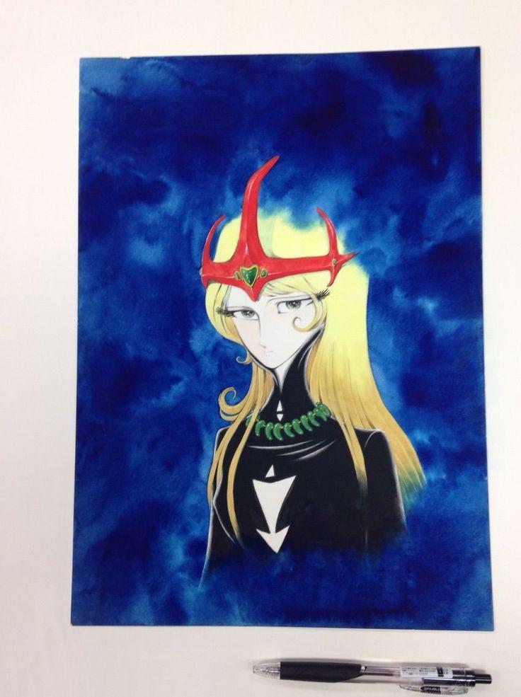 Leiji Matsumoto (original, Queen Millenia)