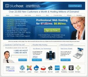 Blue Host Review